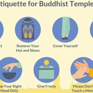 Things To Should Do And Should Not Do When You Visit A Buddhist Shrine