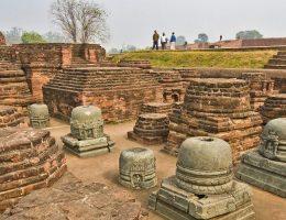 Buddhist Sites In India