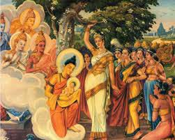Birth of lord Buddha